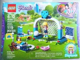 LEGO 41330 STEPHANIE'S SOCCER PRACTICE