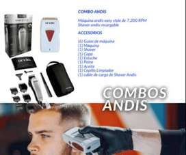 COMBO ANDIS