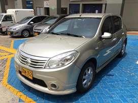 Renault sandero 2010 km 108.800 dinamique