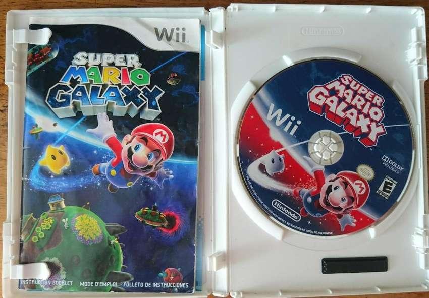 Nintendo Wii Super Mario Galaxy 0