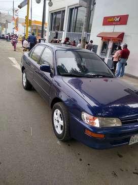 Se vende Toyota corrolla 96