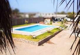 Alquiler de habitaciones y/o casa de playa