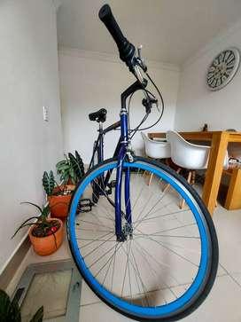 Bicicleta 7 Siete cambios Shimaro.