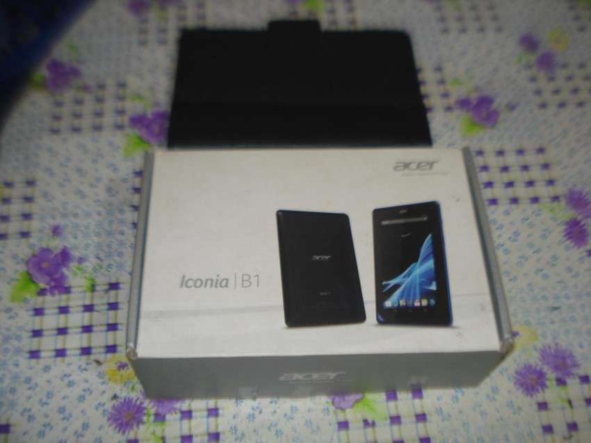 Tablet Acer Iconia B1 720 Dual Core 1.3ghz 8gb Flash 1gb Ram 0