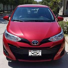 Toyota Yaris 2018 GLI 1.3 M/T