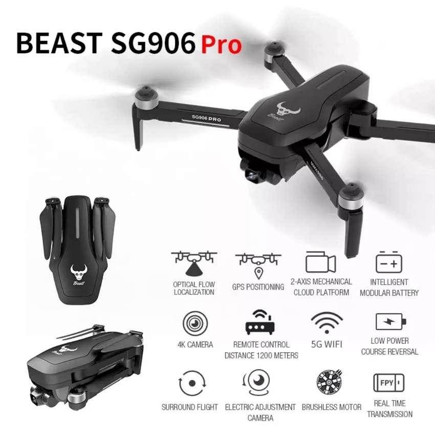 **Dron ZLRC SG906 PRO THE BEAST** 0
