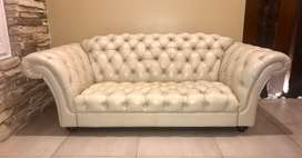 Sillon Old chesterfield