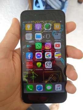 Iphone 6 de 64 gigas , bateria al 100% cero detalles , bien cuidado se puede ver en el barrio bucarica