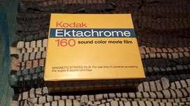 Kodak Ektachrome 160 Super 8 Sonoro