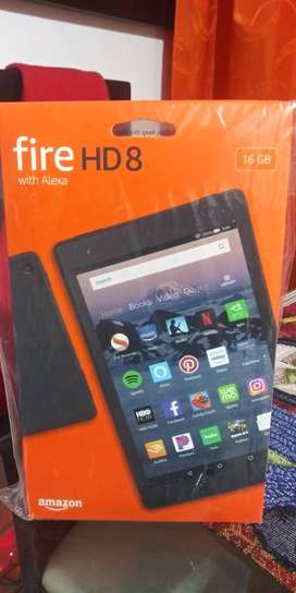 Tablet Amazon Fire HD8 16 Gb.