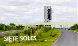 TERRENO 700 m2 SIETE SOLES