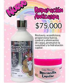 Productos de cuidado personal a base de extractos naturales, hechos en Colombia con Amor
