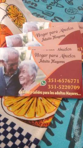Hogar para adulto mayores mucho amor para nuestros abuelos