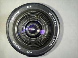 Lente Tokina Canon 28 - 210