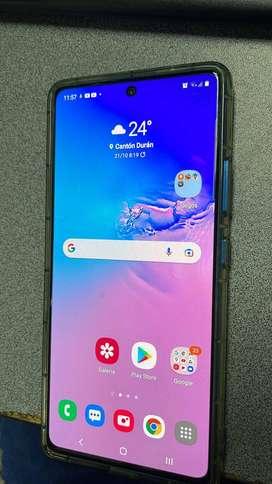 Vendo Samsung Galaxy S10 lite 128GB