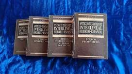 Biblia Interlineal Hebreo - Español