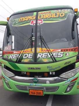 Vendo bus interprovincial Hino AK 2019