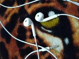 Audífonos de iPhone originales