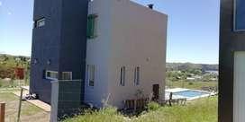Alquiler casa en potrero con piscina