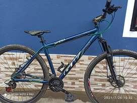 Bicicleta GW Hyena