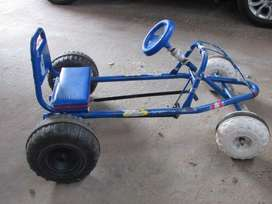 Vendo Carting a pedal