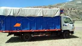 Se vende Camión  de 5 toneladas