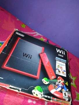 Venta de nintendo Wii mini