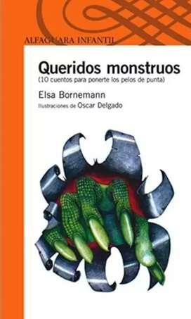 Queridos Monstruos de Elsa Bornemann
