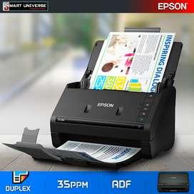 Escaner Epson Workforce Es400 Adf Duplex 35ppm