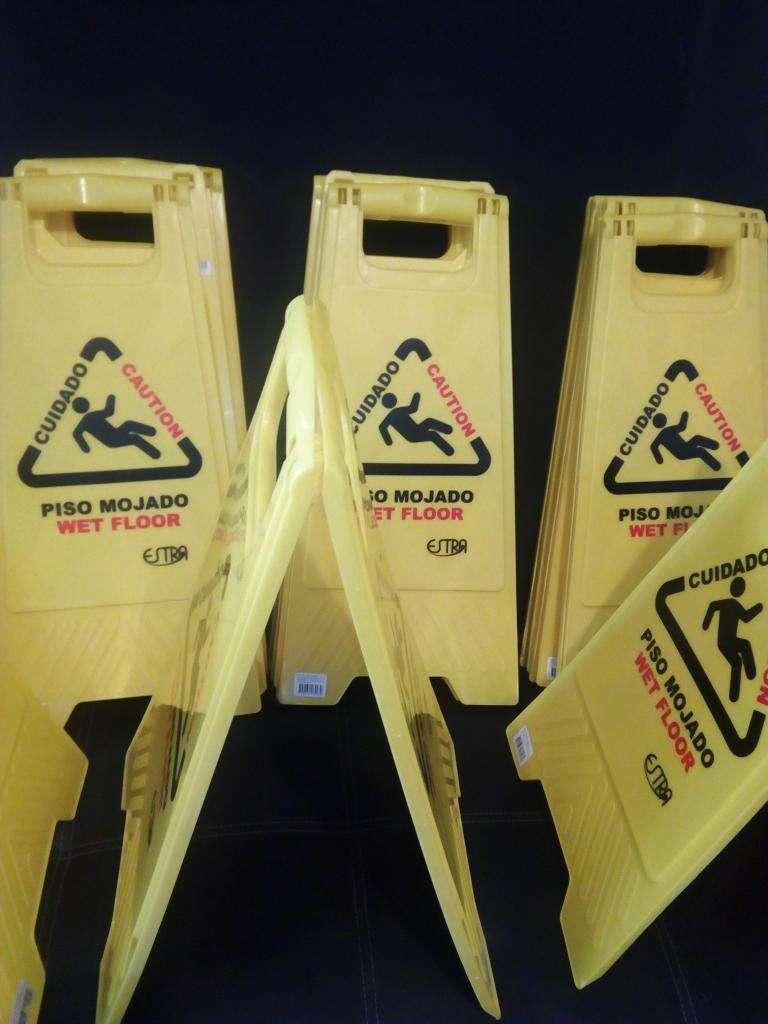 Vendo señales de precaución