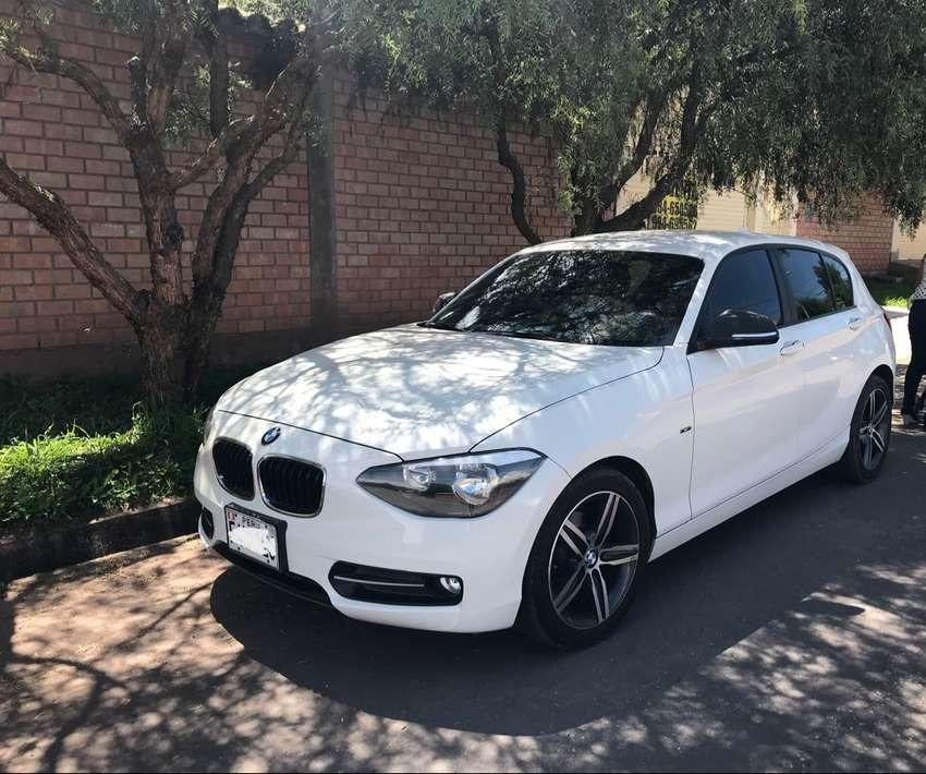 Vendo BMW 114i, 2013, 55000 km 0