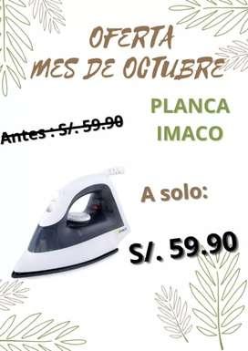 Plancha IMACO