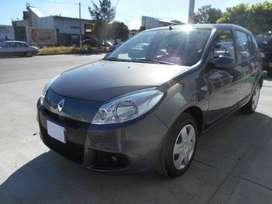 Vendo Renault Sandero 2010 1.6 nafta c gnc, impecable estado, 95mil km reales, segunda mano