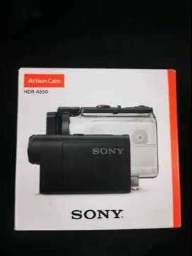 Camara Sony ActionCam HDR-AS50 (Nueva)