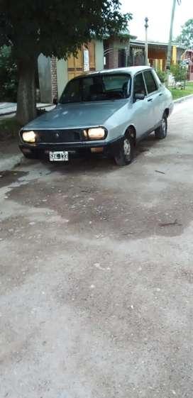 Renault 12 94, Gnc, motor nuevo