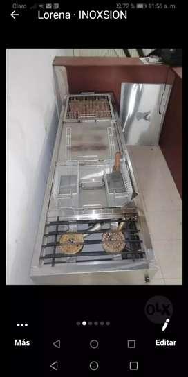 Estación de cocina
