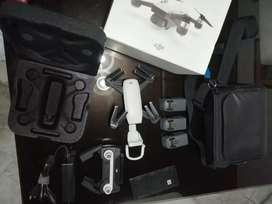 Drone spark DJI en combo 3 baterías