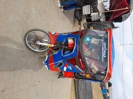 Mototaxi semi nuevo motor 200  moto reforzada solo fue utilizada 4 meses