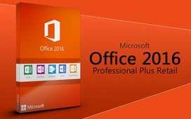 Licencia Office 2016 Pro Plus
