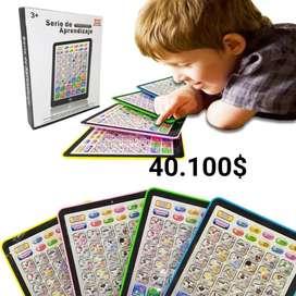 Tablet para niños didactica