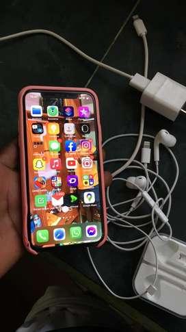 Iphone x de 256gb comp ipod