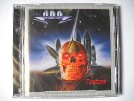 udo timebomb sellado cd