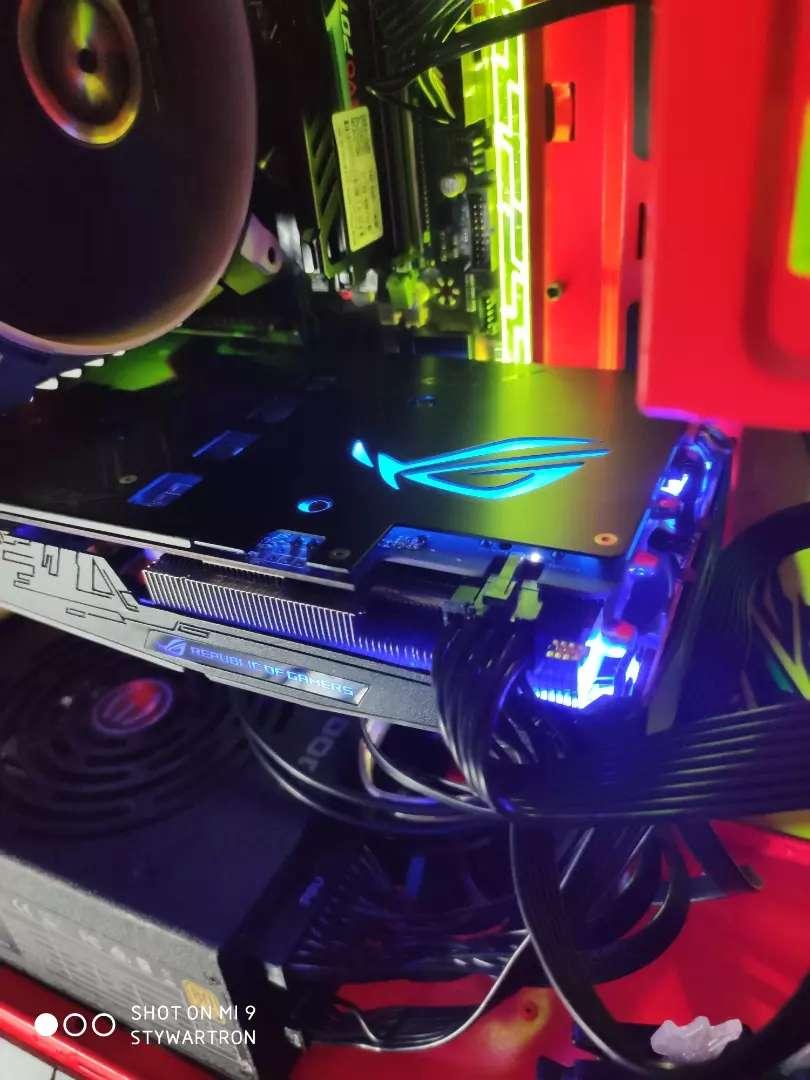 Tarjeta video gráfica GTX 1070 ASUS STRIX RGB 8GB DDR5 0