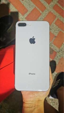 Iphone 8 plus perfecto estado.