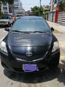 Toyota Yaris 2013 Japonés
