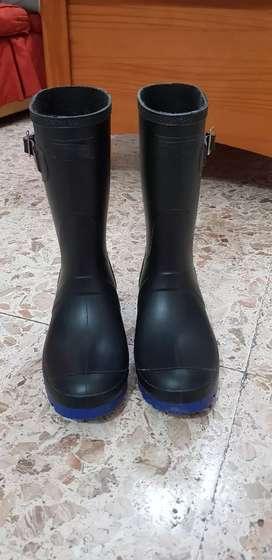 Botas de Lluvia Portsaid, Talle 37 (sin mucho uso)