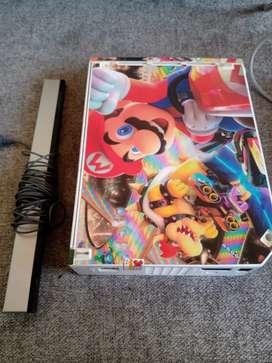 Nintendo Wii versión súper Mario