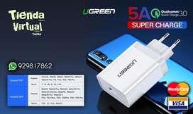 Cargador 5a Huawei