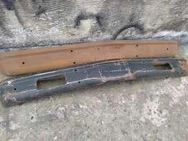 Paragolpe delantero chevrolet c10 originales