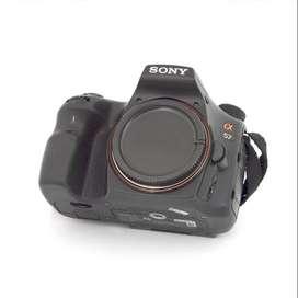 Camara Sony con lente 35-105